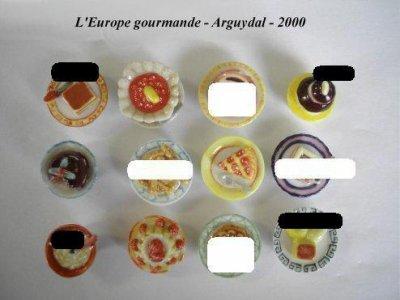 mes recherches europe gourmande