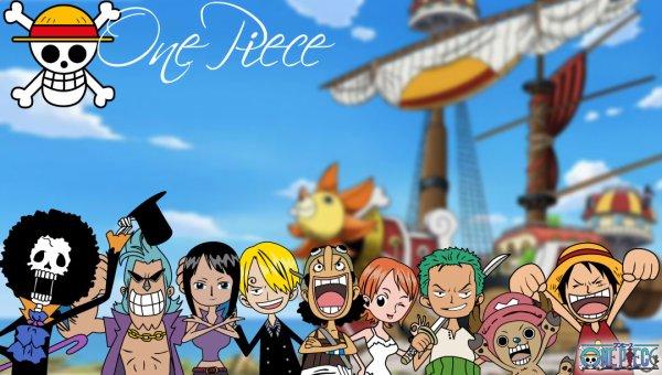 One Piece - Chapitre 1