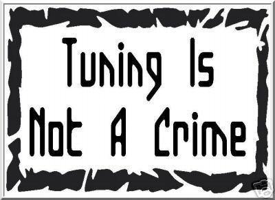 """► Les différents styles de """"tuning"""""""
