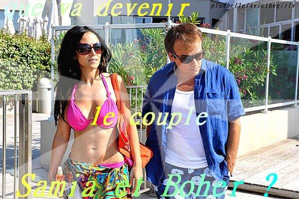 Samia et Boher la fin d' une histoire ?