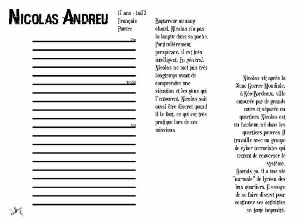 Le Hacker - Nicolas Andreu ( Fiche RP )