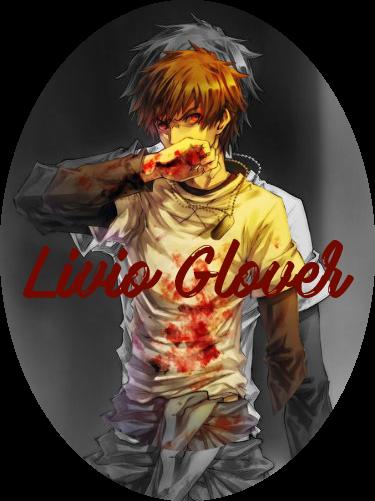 L'Avaleur de Sabres - Livio Glover ( Fiche RP )
