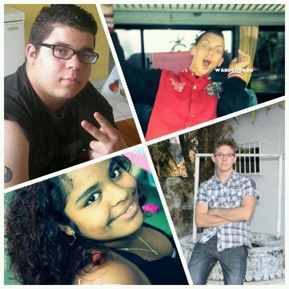 g-sky Family ( Bidic / Doldat Deter / Manoux / Vynke )