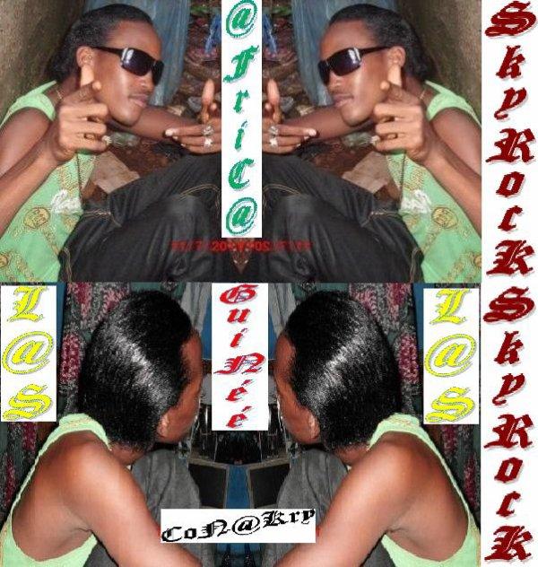 L@S-VeG@S 2 Guinée CoN@Kry....