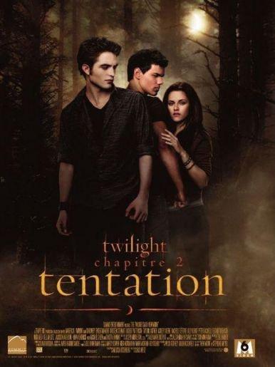 Twilight chapitre 2 : tentation.