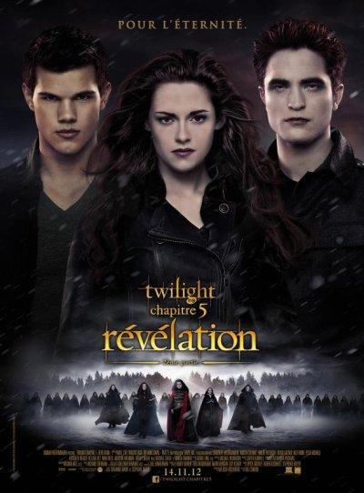 Twilight Chapitre 5 : révélation 2e partie.
