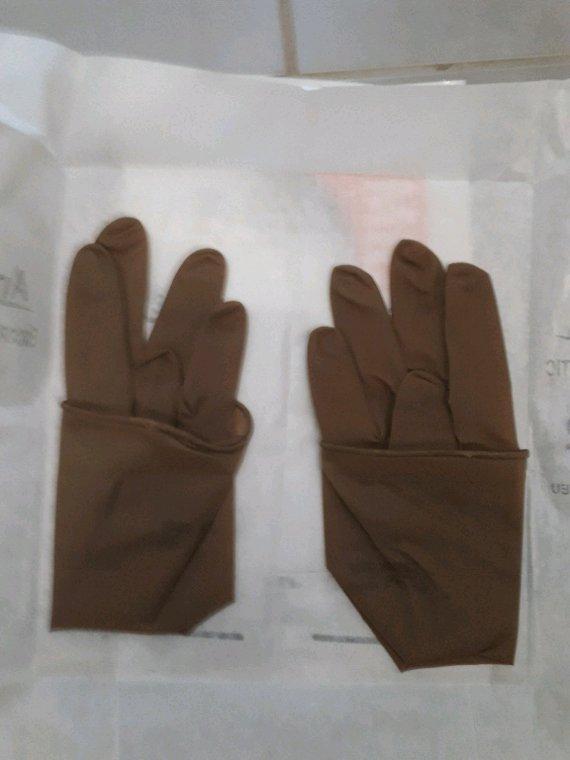 Gants latex stérile Ansell microptic