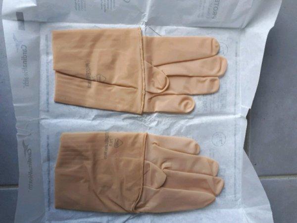 Gants stérile latex Protexis latex micro