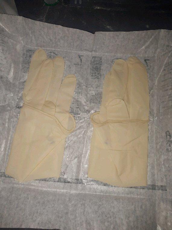 Ansell Medi grip latex sterile