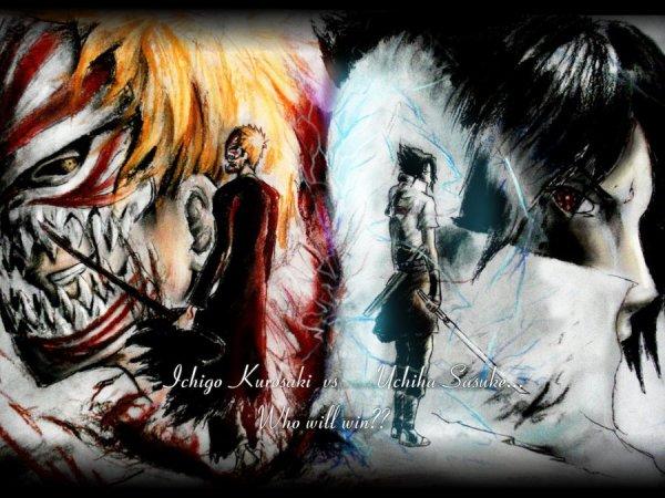 ichigo vs sasuke