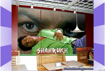 shahrukh montage