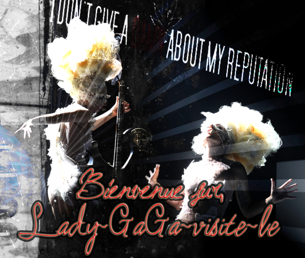 Bienvenue sur Lady-gaga-visite-le