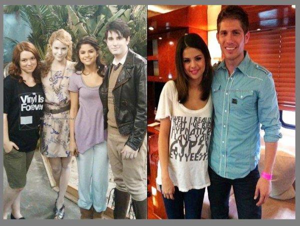 Découvre 2 photos personnelles de Selena.