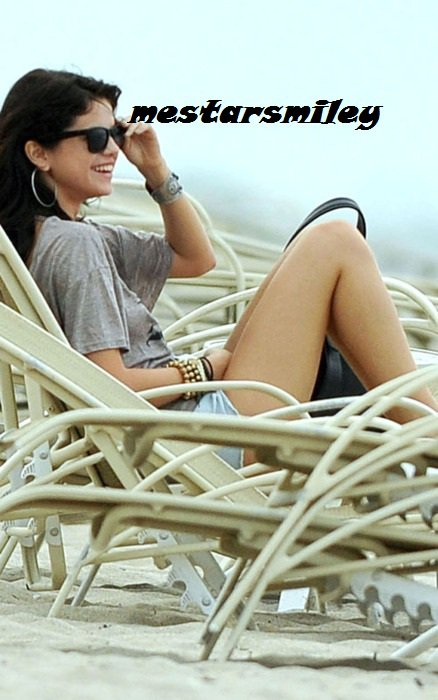 SELLY a la plage