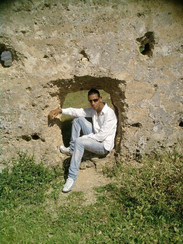 moi à el mrrini mon ami yassine