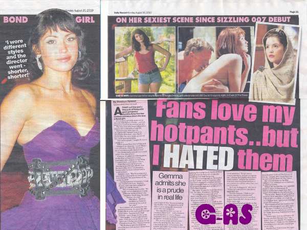 Scans Daily Record(UK) ________ 30/08/10