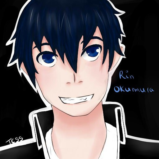 Fan art :Rin Okumura