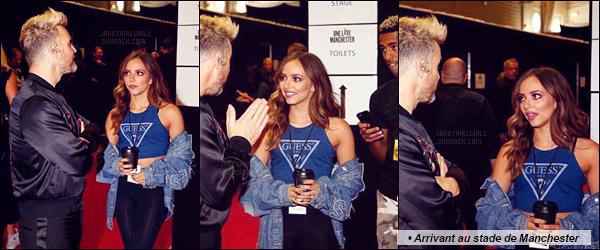 - June, 04/17 - Les Little Mix ont performés Wings aux cotés d'Ariana Grande lors du «One Love Manchester».  Côte tenue : ★ ★ ★ ★ ★ - J'adore cette tenue! Jade et les filles sont resplendissantes! ! Un énorme TOP!   -