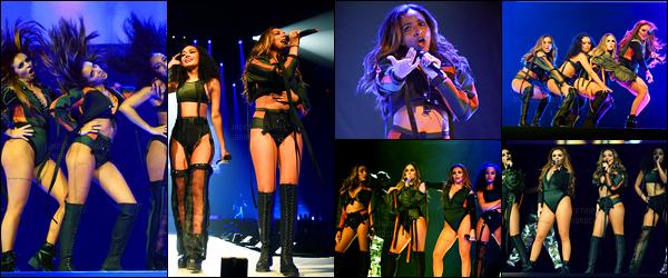 03/02/17 - Jade Thirlwall a réaliser la 1ère partie pour le Dangerous Woman Tour, avec les filles, à Phoenix.Jade été en compagnie, évidemment, des filles. Elles réaliseront la première partie du 3 février au 15 avril sur la tournée de la belle Ariana Grande..