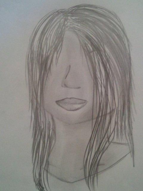 dessin de yui