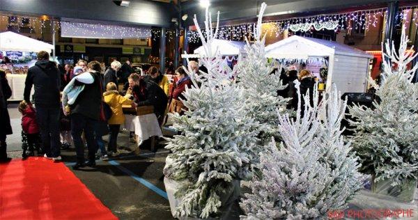 Une soirée, sur le marché de noël pour découvrir des produits artisanaux le 4/12/2018