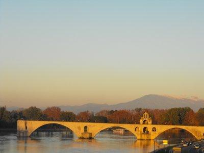 Weekend en Amoureux à Avignon