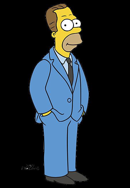 Oncle herbert blog simpson - Tout les personnage des simpson ...