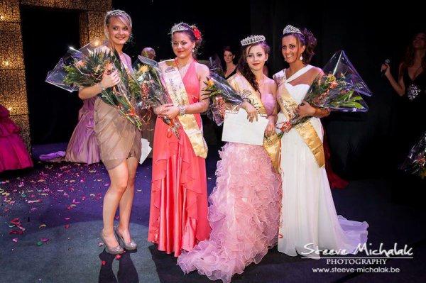 Miss Saint-Ghislain 2012 est    Florence Everaert
