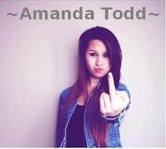 Amanda Todd ♥L'ange de mon blog !♥