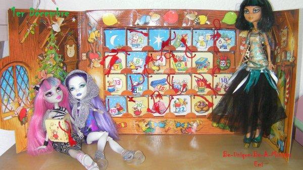 Blog de calendrier be unique calendrier de l 39 avent monster high noel 2012 - Monster high noel ...