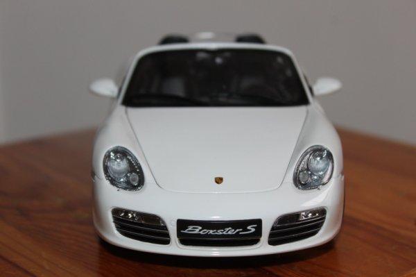Porsche Boxster S (Kyosho)