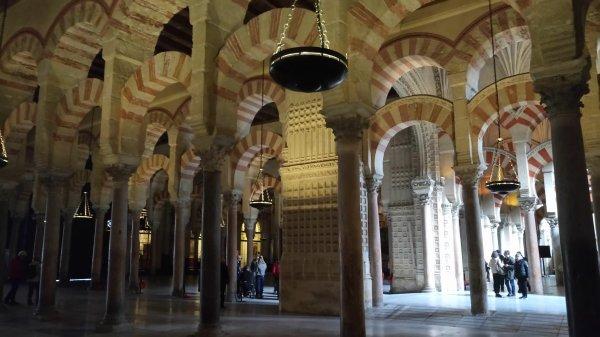 petit tour en Andalousie