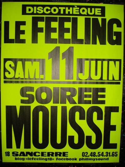samedi 11 juin : soirée mousse  la nomber one de l'année !!!!!!!