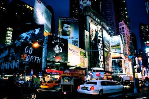 Un jour j'aurai New-York au bout des doigts