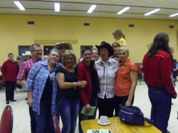 Bandana à Corenne le 12 Mai 2012