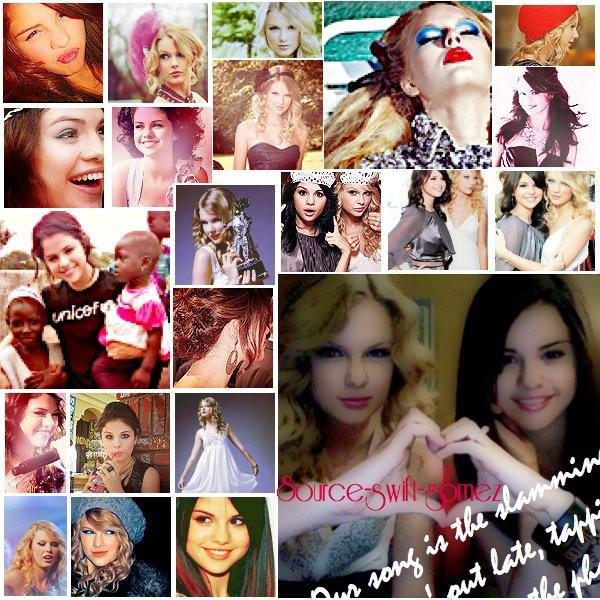 Bienvenue sur ta nouvelle source francophone sur les talentueuses Selena Gomez et Taylor Swift