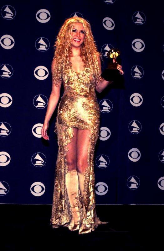 La biographie de Shakira Isabel Mebarak Ripoll