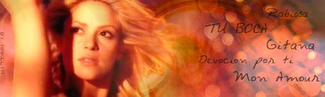 """Paroles de """"Gordita"""" de Shakira, lyrics"""