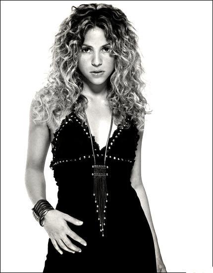 Les collaborations de Shakira