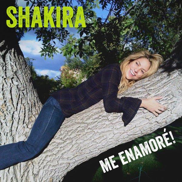 """""""Me Enamoré"""" plus d'informations concernant le titre + Shakira reçoit la récompense de l'innovation (le 09/04/2017)"""