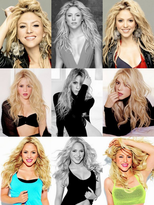 Shakira est nominée aux MTV awards