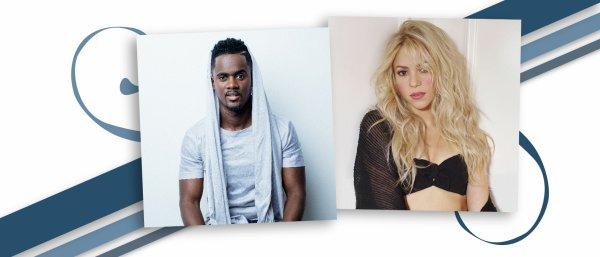 Black M raconte les coulisses de sa rencontre avec Shakira (le 29/04/2017)