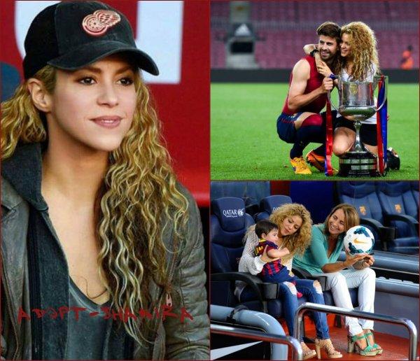 Shakira à nouveau insultée dans le domaine du football