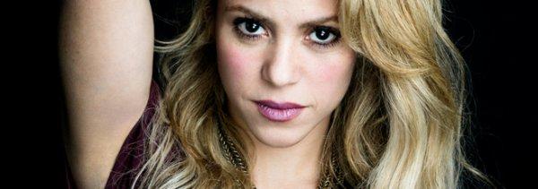 """Interview de Shakira pour le """"New-York Times"""""""