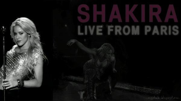 A vos déhanchés : Shakira en concert à l'AccorHotels Arena de Paris en 2017 (Rumeur)
