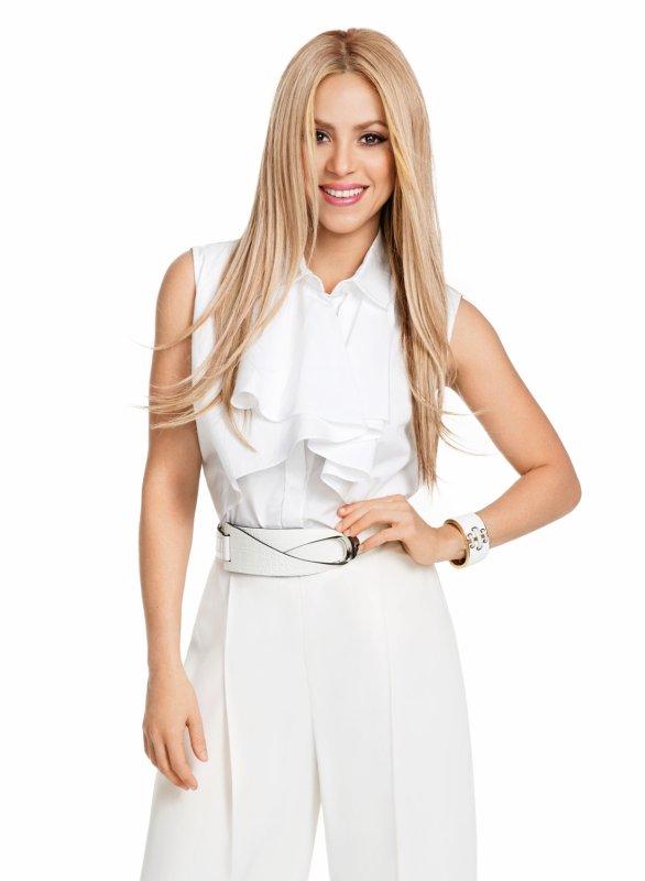 Shakira: son album «El Dorado» en tête des charts latinos (le 25/06/2017)