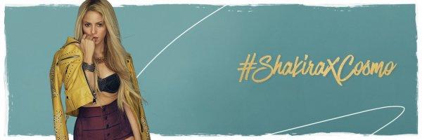 """Shakira fait la une dans le magazine mexicain """"Vanidades"""" """"Juillet 2017"""" (le 11/07/2017)"""