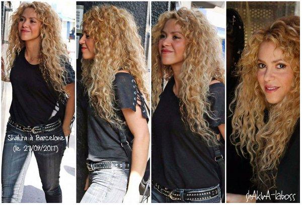 Shakira nommée pour les NRJ Music Awards 2017 ! (le 28/09/2017)