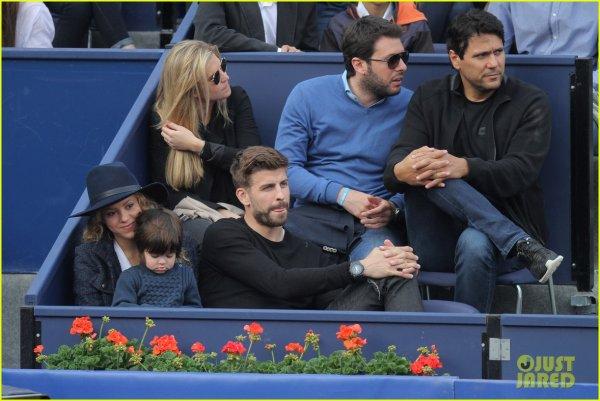 """Shakira et Gérard Piqué : La jalousie """"maladive"""" du footballeur cause des nouvelles tensions (le 14/10/2017)"""