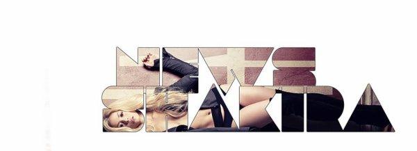 """Parfum """"Love Rock"""" de Shakira (le 03/11/2017)"""